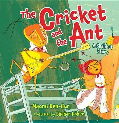The Cricket and the Ant (Paperback)