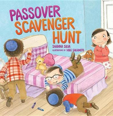 Passover Scavenger Hunt (Paperback)