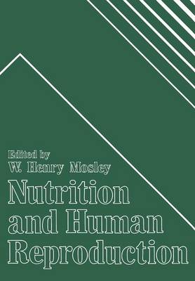 Nutrition and Human Reproduction (Paperback)