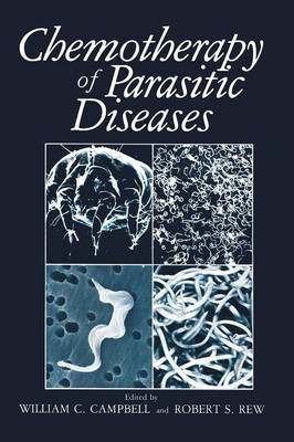 Chemotherapy of Parasitic Diseases (Paperback)