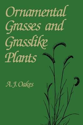 Ornamental Grasses and Grasslike Plants (Paperback)