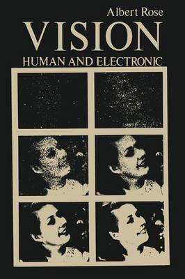 Vision: Human and Electronic - Optical Physics and Engineering (Paperback)