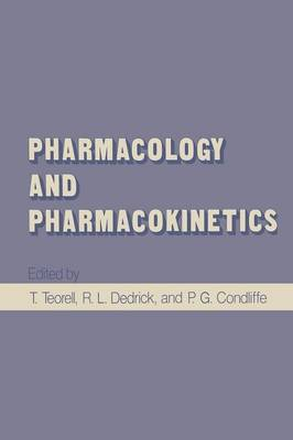 Pharmacology and Pharmacokinetics (Paperback)