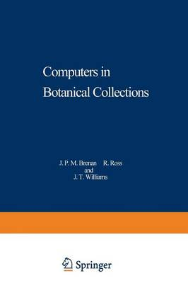 Computers in Botanical Collections (Paperback)