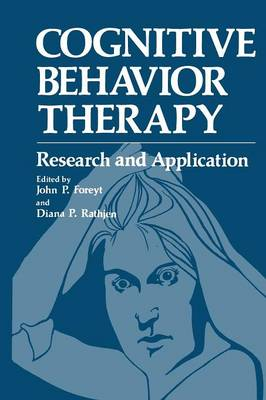 Cognitive Behavior Therapy: Research and Application (Paperback)