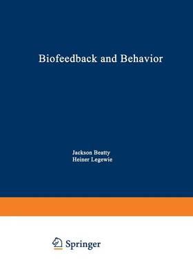 Biofeedback and Behavior - Nato Conference Series 2 (Paperback)