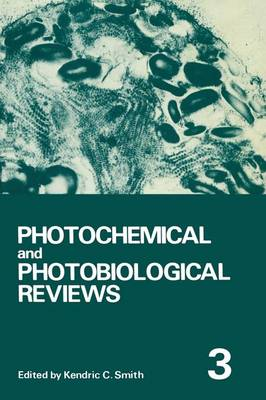 Photochemical and Photobiological Reviews: Volume 3 (Paperback)