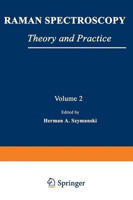 Raman Spectroscopy: Theory and Practice (Paperback)