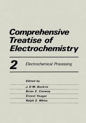 Comprehensive Treatise of Electrochemistry: Electrochemical Processing - Comprehensive Treatise of Electrochemistry 2 (Paperback)
