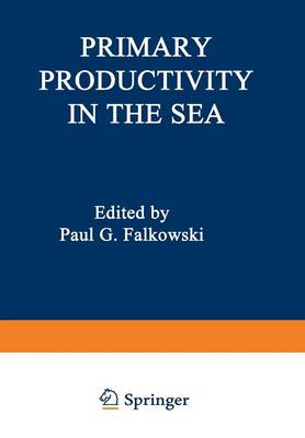 Primary Productivity in the Sea - Environmental Science Research 19 (Paperback)
