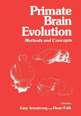 Primate Brain Evolution: Methods and Concepts (Paperback)