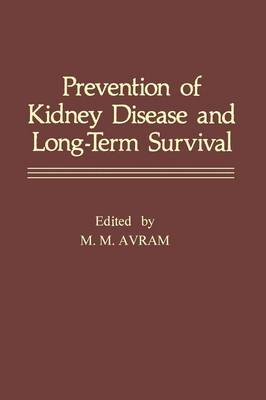 Prevention of Kidney Disease and Long-Term Survival (Paperback)