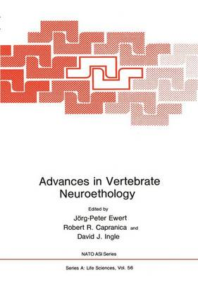 Advances in Vertebrate Neuroethology - NATO Science Series A 56 (Paperback)