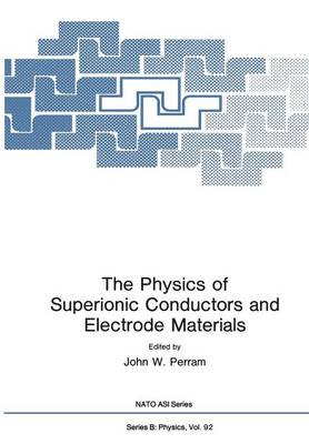The Physics of Superionic Conductors and Electrode Materials - Nato ASI Subseries B: 92 (Paperback)