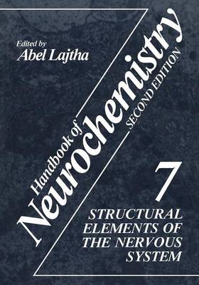 Structural Elements of the Nervous System (Paperback)