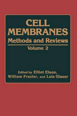 Cell Membranes: Methods and Reviews (Paperback)