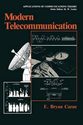Modern Telecommunication - Applications of Communications Theory (Paperback)