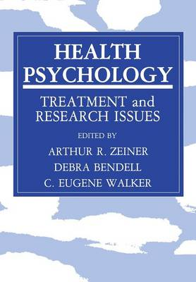 Health Psychology: Treatment and Research Issues (Paperback)