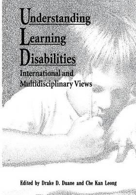 Understanding Learning Disabilities: International and Multidisciplinary Views (Paperback)
