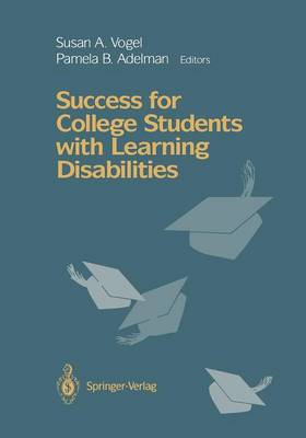 Success for College Students with Learning Disabilities (Paperback)