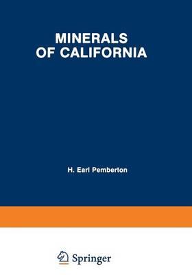 Minerals of California (Paperback)