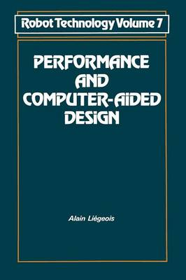 Performance and Computer-Aided Design - NSRDS Bibliographic Series 7 (Paperback)
