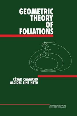 Geometric Theory of Foliations (Paperback)