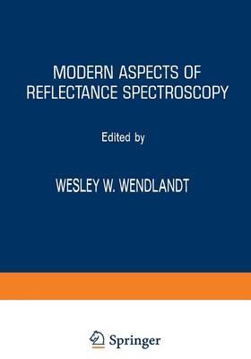 Modern Aspects of Reflectance Spectroscopy (Paperback)