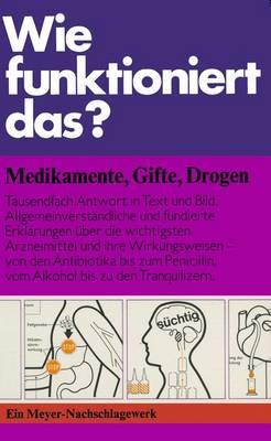Medikamente/Gifte/Drogen (Paperback)