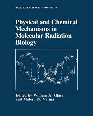 Physical and Chemical Mechanisms in Molecular Radiation Biology - Basic Life Sciences 58 (Paperback)
