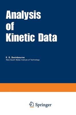 Analysis of Kinetic Data - Studies in Modern Chemistry (Paperback)