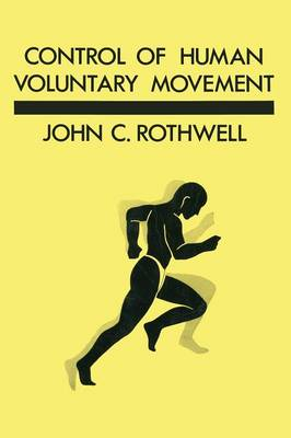 Control of Human Voluntary Movement (Paperback)