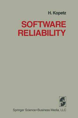Software Reliability (Paperback)
