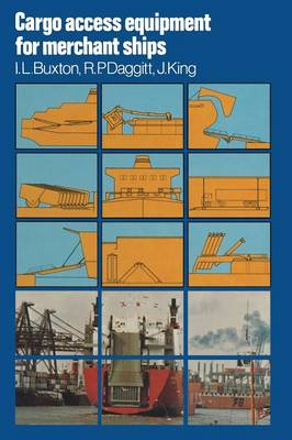 Cargo Access Equipment for Merchant Ships (Paperback)