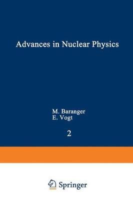 Advances in Nuclear Physics: Volume 2 (Paperback)