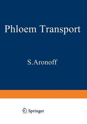 Phloem Transport - NATO Science Series A 4 (Paperback)