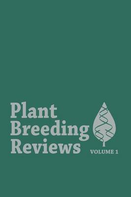 Plant Breeding Reviews: Volume 1 (Paperback)