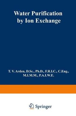 Water Purification by Ion Exchange (Paperback)