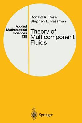 Theory of Multicomponent Fluids - Applied Mathematical Sciences 135 (Paperback)