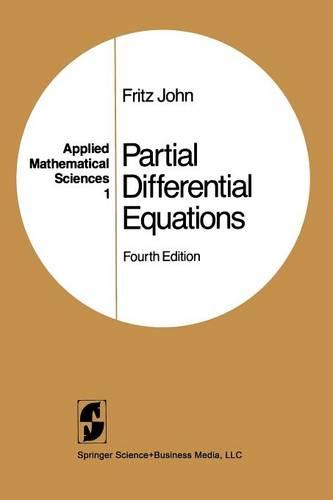 Partial Differential Equations - Applied Mathematical Sciences 1 (Paperback)