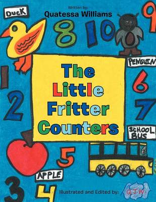The Little Fritter Counters (Paperback)