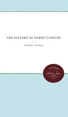 The Pattern of Hardy's Poetry (Paperback)