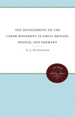 The Development of the Labor Movement in Great Britain, France, and Germany (Paperback)