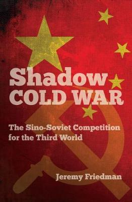 Shadow Cold War: The Sino-Soviet Competition for the Third World - The New Cold War History (Hardback)