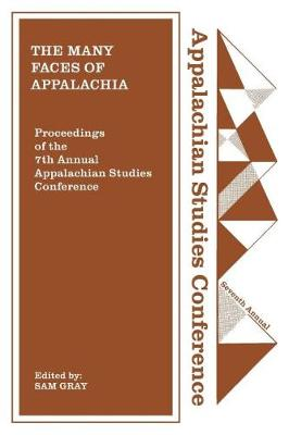 The Many Faces of Appalachia (Paperback)