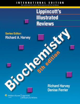 LIR Cell Molecular Biology ISE & LIR Biochemistry 5e ISE-UK Package