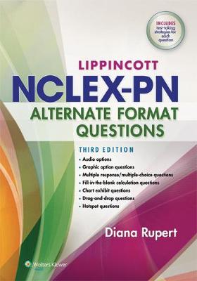 Lippincott's NCLEX-PN Alternate Format Questions (Paperback)