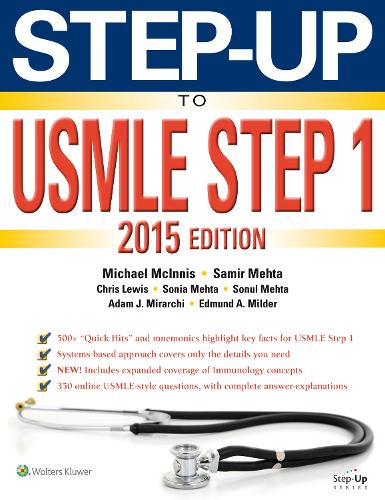Step-Up to USMLE Step 1 2015 - Step-Up Series (Paperback)