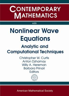 Nonlinear Wave Equations: Analytic and Computational Techniques - Contemporary Mathematics (Paperback)