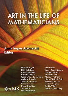 Art in the Life of Mathematicians (Hardback)